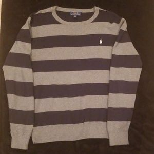Big boys crew neck sweater
